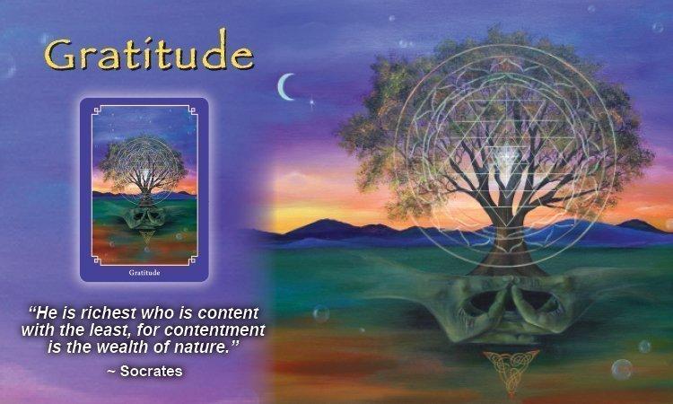 Gratitude is Golden